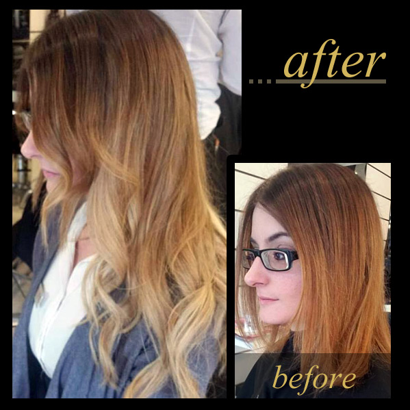 Real Hair Extensions Melbourne Melbourne Human Hair Extension I