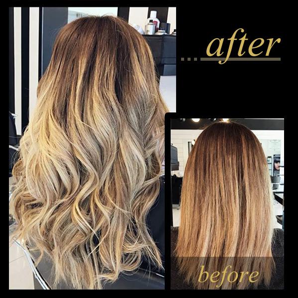 Blonde Hair Extensions Melbourne Melbourne Human Hair Extension I