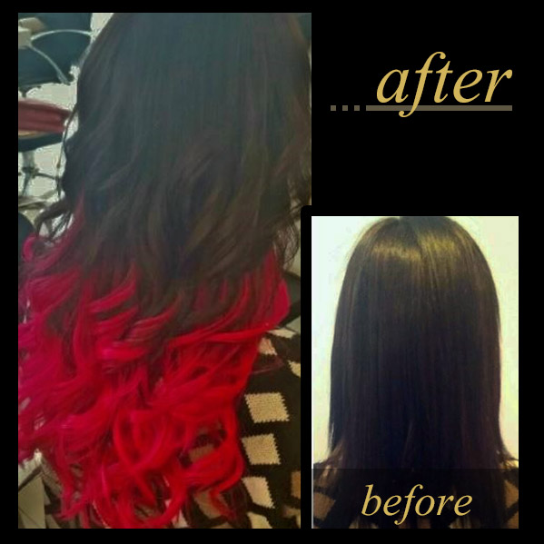 Real Hair Extensions Melbourne 2 Melbourne Human Hair Extension I