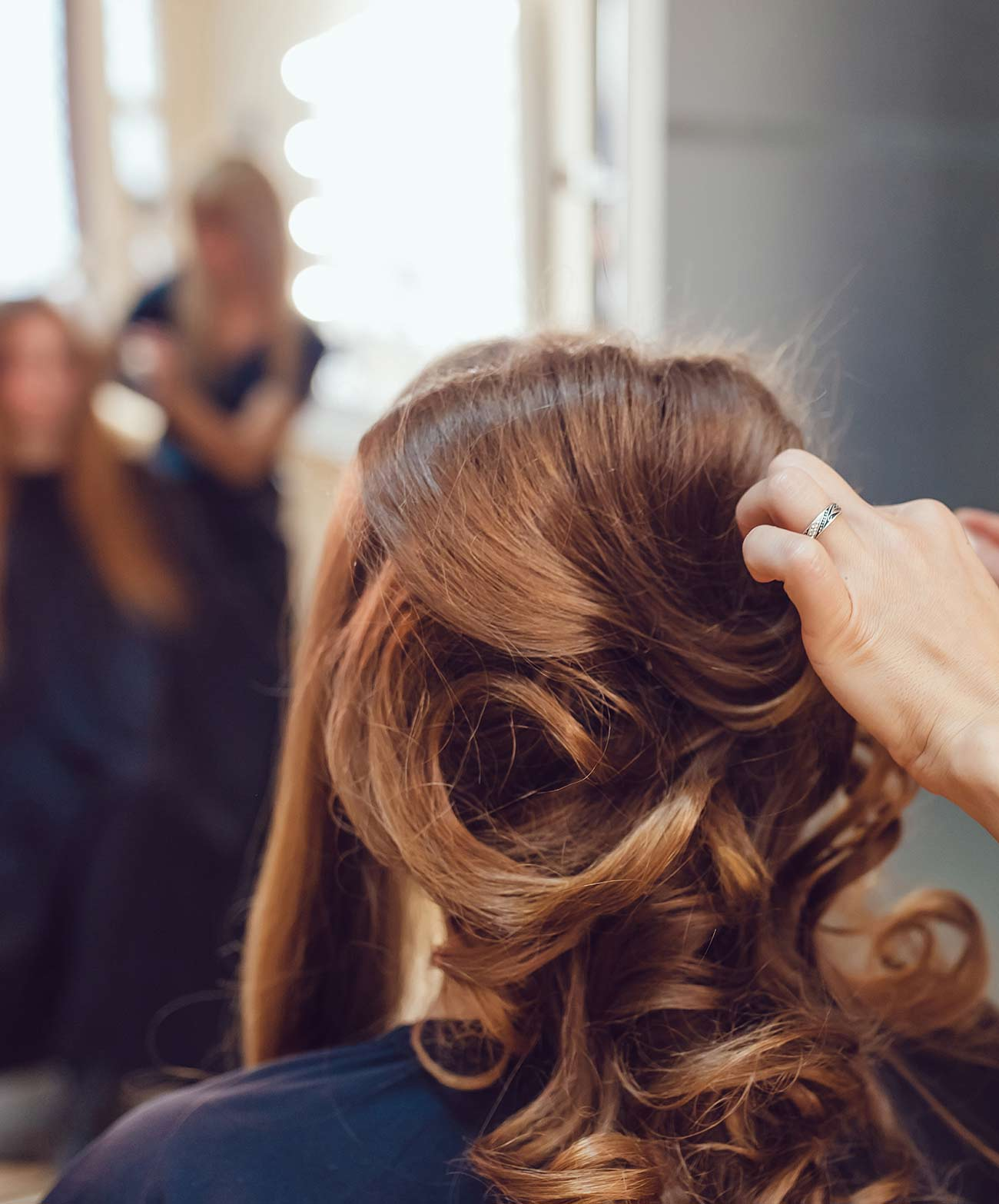 How To Get Voluminous Hair